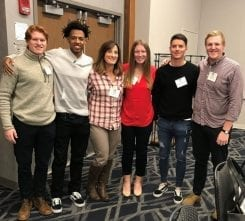 Rio Students Attend Generation IX Conference