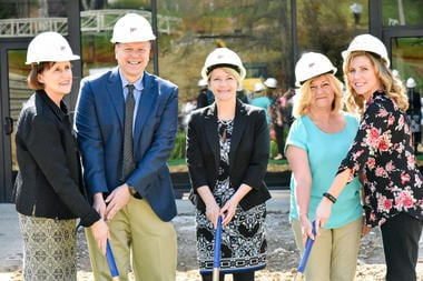 University of Rio Grande Breaks Ground on Simulation Center