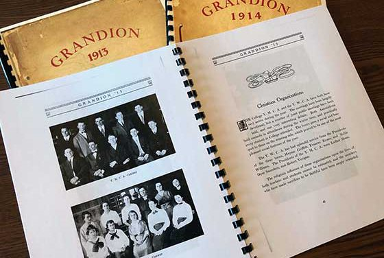 Grandion 1913 Yearbook